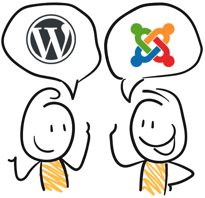 Joomla! vs WordPress