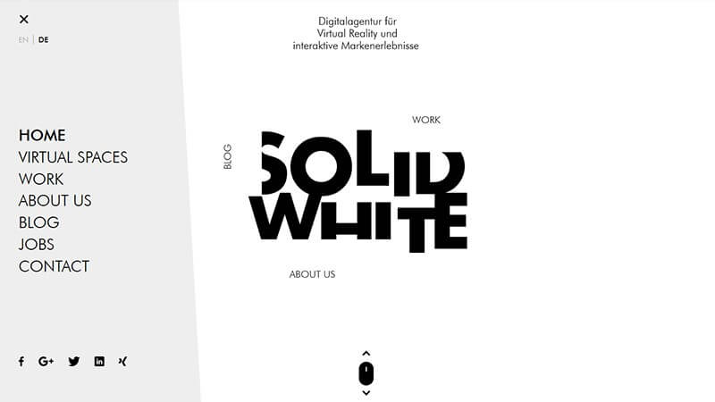 Referenz Solid White